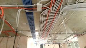 Разводка электрических сетей