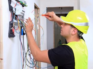 Разводка электричества в квартире