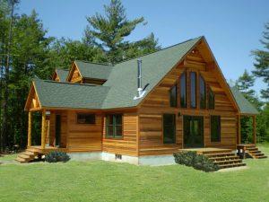 Электрификация деревянных домов